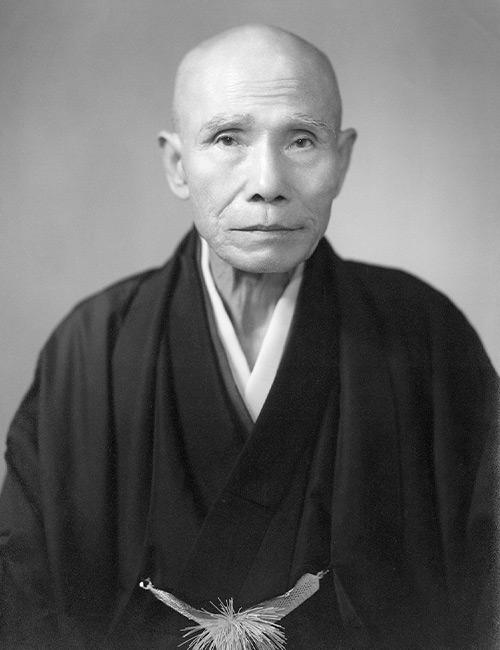 初代高山喜作(現社長 高山義章の祖父)