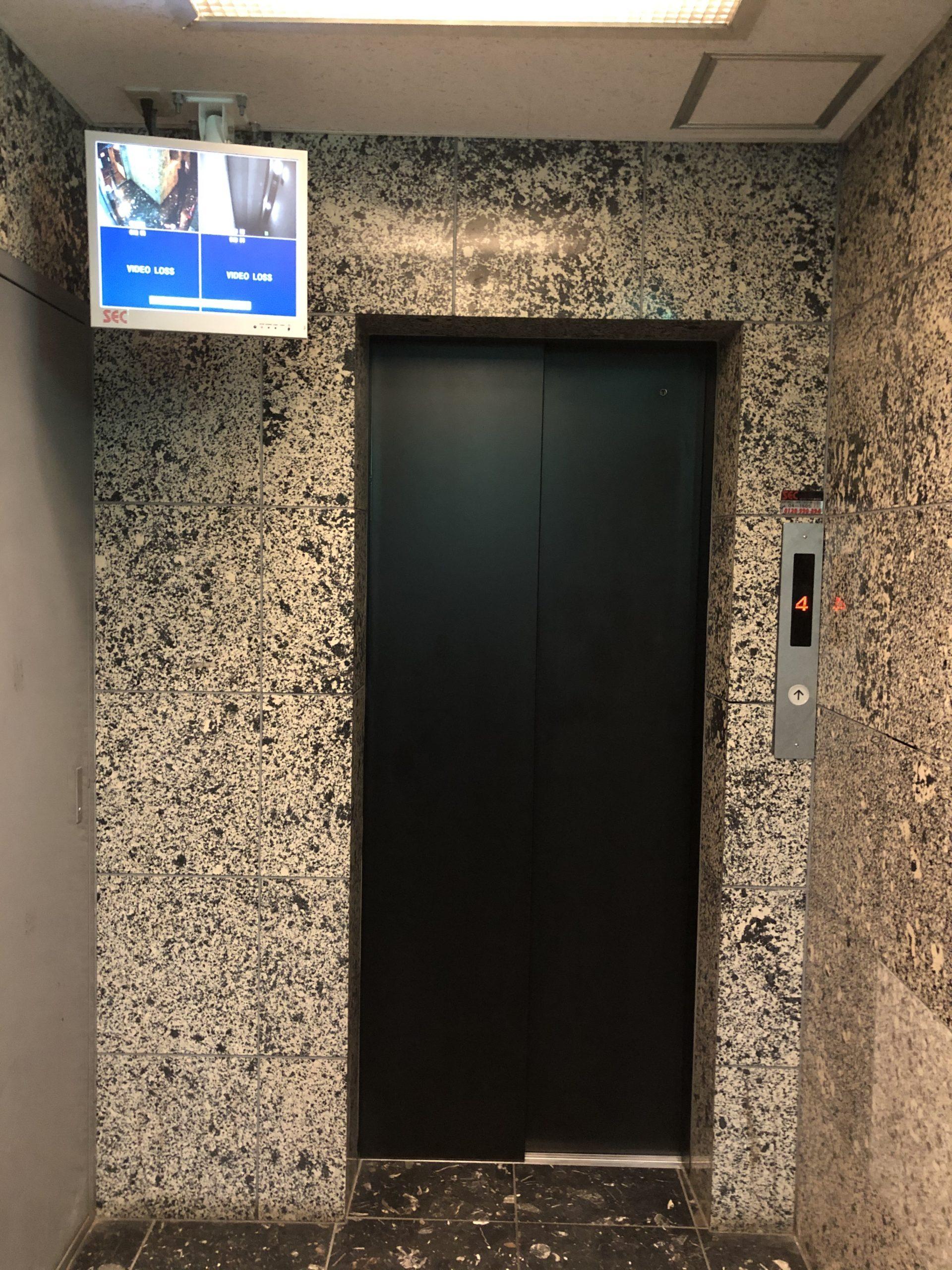 エレベーター更新工事をコストダウン